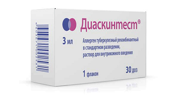Диаскинтест на туберкулез