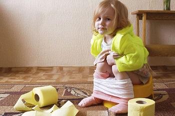 Проблема в кале крови у ребенка