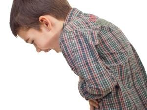 Боль в животе как симптом гельминтоза