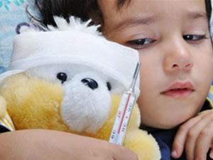 Тонзилгон при простуде у детей