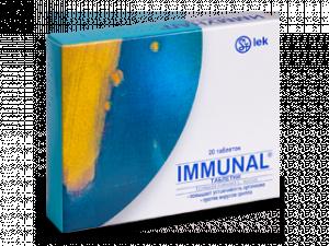 Иммунал как противовирусное средство