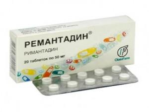 Ремантадин как противовирусное средство