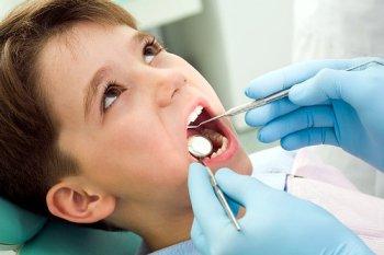 Выявление афтозного стоматита у ребенка