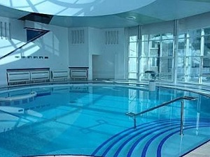 Отказ от посещения бассейна после диаскинтеста