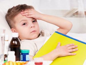Инфекционные заболевания как причина пятен на языке