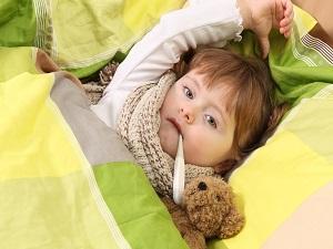 Простудные заболевания как причина потливости