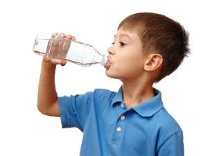 Обильное питье после приема Креона