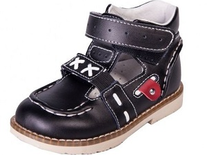 Ортопедическая обувь при ходьбе на носочках