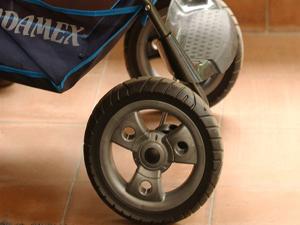 Падение из коляски - причина сотрясения мозга