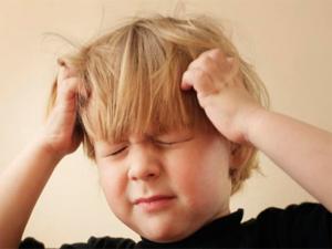 Боль при травме головы