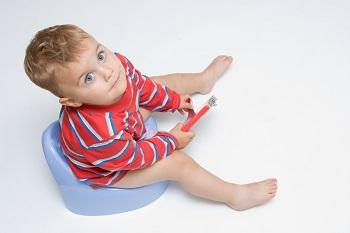 Проблема белого стула у ребенка