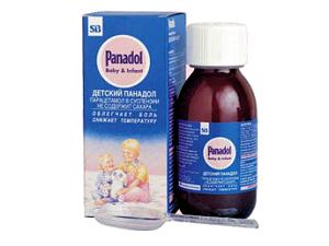 Панадол - жаропонижающее