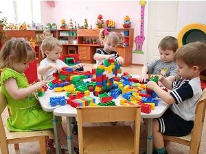Ограничение на посещение детского сада