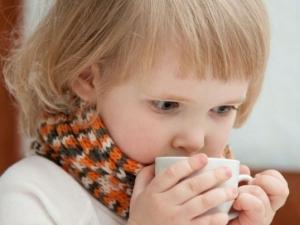 Обильное теплое питье при пропадании голоса
