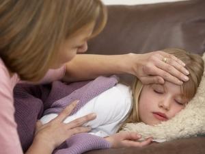Общая вялость ребенка как симптом нарушения пишеварения