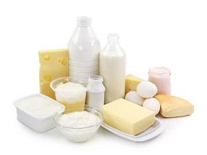 Молочные продукты для снижения содержание базофилов в крови