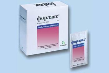 Лекарство Форлакс