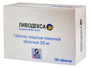 Леводекса - аналог Урсофалька