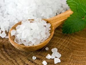 Морская соль для приготовления раствора