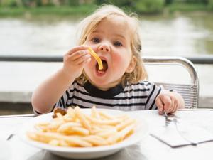 Неправильное питание - причина сыпи