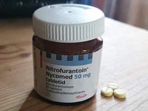 Нитрофурантоин для лечения пиелонефрита
