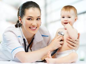 Осмотр у детского гинеколога для профилактики синехии