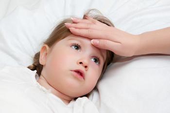 Проблема холодного пота у ребенка