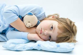 Нарушение сна - признак стрессового состояния ребенка