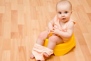 Проблема зеленого поноса у ребенка