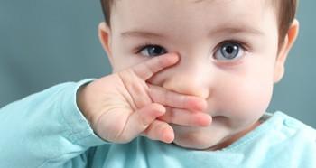 Проблема желтых соплей у ребенка