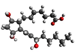 Взаимодействие препарата с простагландином