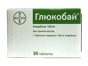 Запрет на прием Глюкобая вместе с Панкреатином