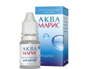Польза Аква Мариса при промывании носа