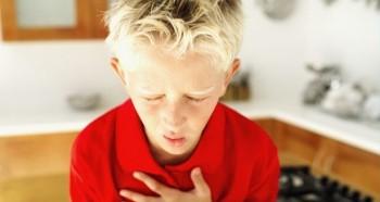 Анафилактический шок у детей