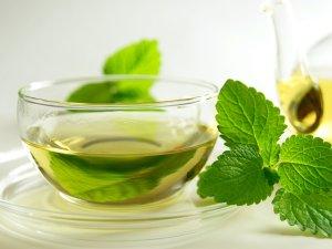 Зеленый чай против тошноты