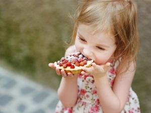 Влияние питания на развитие детей