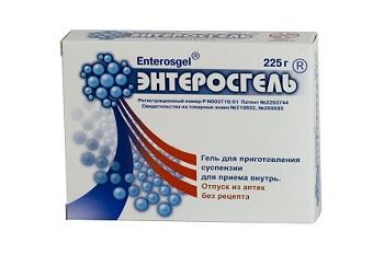 Препарат энтеросгель
