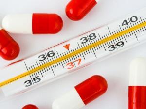 Повышение температуры тела - побочный эффект приема препарата