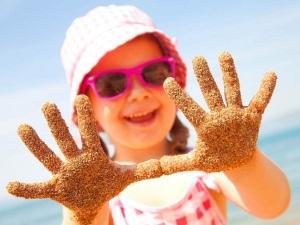 Грязные руки - причина ячменя