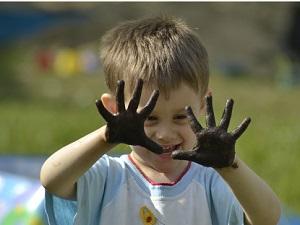 Грязные руки - причина энтеровирусной инфекции