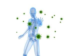 Заражение лишаем при ослабленном иммунитете