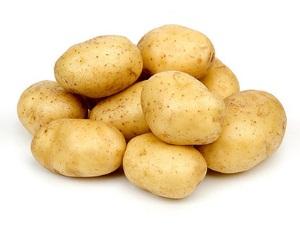 Картофель при сухом кашле