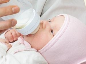 Искусственное вскармливание - причина ослабления иммунитета у ребенка