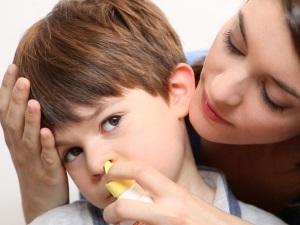 Лечение носа каплями