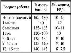 Норма лейкоцитов для кала