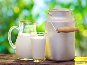 Молоко при кашле