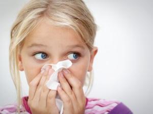 Выделения из носа при аденоидах
