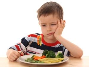 Отсутствие аппетита - симптом нейробластомы забрюшинного пространства
