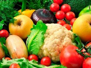 Овощи и зелень для восполнения нехватки витаминов