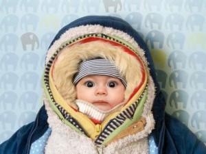 Перегрев малыша